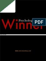 Psycology of a Winner