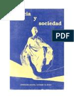 Justicia y Sociedad - Unam