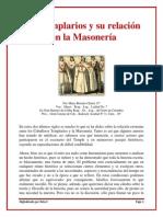 Los Templarios y Su Relacion Con La Masoneria