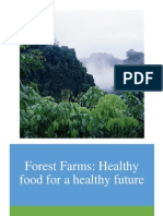 Forest Farms Healthy Food for a Healthy Future