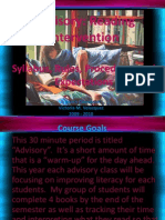 Reading Intervention Procedures and Rules
