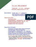 Master Format Tugas 2012