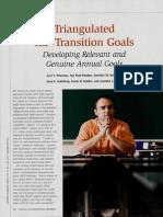 IEP Transition Goals