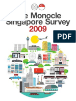 Monocle Singapore Survey 2009