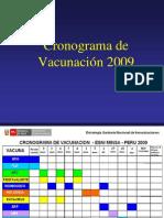 Inmunizaciones MINSA