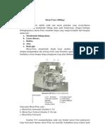 Pembentukan Benda Kerja Dengan Mesin Frais