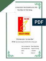 Báo cáo an toàn điện(pdf)
