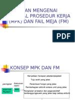 4panduan Mengenai Manual Prosedur Kerja (Mpk)