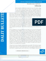 Dalit studies and law