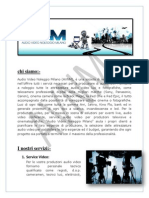 AudioVideoNoleggioMilano PDF