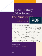 (a New History of the Sermon 5 )Robert H. Ellison-A New History of the Sermon the Nineteenth Century-Brill Academic Publishers(2010)