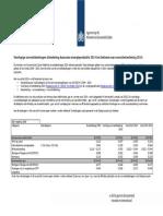 Tabellen correctiebedragen 2014_0