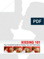 Kissing101.Net ~ Your Complete Guide to Kissing Tips and Techniques