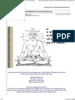 GAYATRI MANTRA & Its Scientific Meaning
