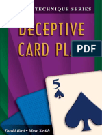 Bridge Technique 5 Deceptive Card Play