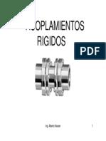 ACOPLAMIENTOS RIGIDOS