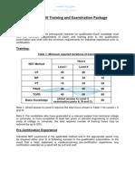 PCN Level III Brochure