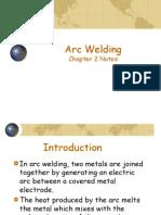 Chapter 2 Arc Welding