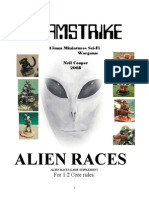 Aliens Supplement 1.2 Rules, V1.2