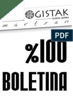 Boletina 100