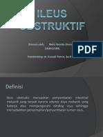 130514503-PPT-Ileus-Obstruksi