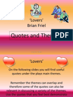 'Lovers' quotes