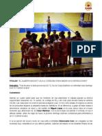 El Almería Basket viaja a Córdoba para medir sus aspiraciones - Previa CV Carmen - Almería Basket Domingo 22-12-13 12.00