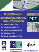 1-9 Estabilidade Global Em Estrutura Premoldada
