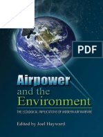 Joel Hayward, editor, Airpower and the Environment