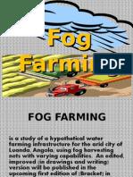 fog farming