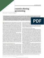 ChromatinDynamicsduringCellReprogrammingNatureOct2013
