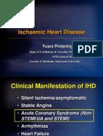 IschaemicHeartDisease- Dr Yusra