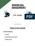 Financial Management Lecture9&10