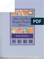 Atlas of Chinese Tongue Diagnosis Vol. 1