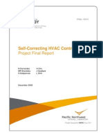 Self-Correcting HVAC Controls Project