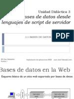3_1_BasesdeDatosMySQLiPHP
