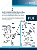 Worksheets Fencing Activity