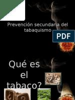 Prevencion Del Tabaco