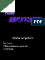 Optical Signal Amplification