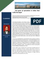 Valuenomics - Real Estate 2013