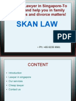 Cheap Lawyer in Singapore-To Guide and Help You in Family Disputes and Divorce Matters!