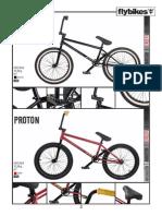 Catálogo BMX