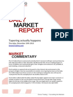 2013-12-19 daily market report