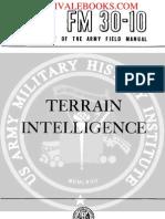 1959 US Army Vietnam War Terrain Intelligence 270p