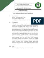 Proposal Kegiatan Mtc 2012