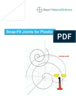 Snap-Fit Joints Design
