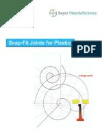 Snap-Fit Joints Design