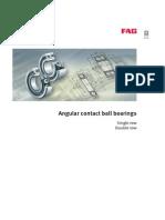 FAG Angular Ball Bearing