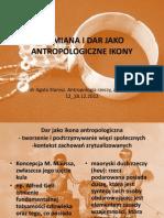 Wymiana i Dar Jako Antropologiczne Ikony