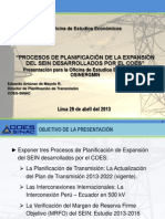 Antunez de Mayolo - PPESC